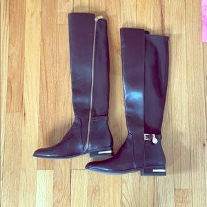 Michael Kors knee- high boots